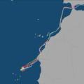 VOR, első szakasz, nyolcadik nap: akadálypálya az afrikai partoknál