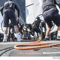 RC44 Virgin Gorda Cup: az évek és a rutin