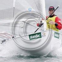 Brit fölény - Skandia Sail for Gold Regatta