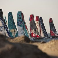 Felvezetés - Extreme Sailing Series