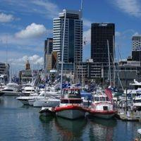 Árukapcsolás - Hajókiállítás és vitorlás verseny, Auckland