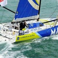 Vendée Globe - hetvennyolcadik nap, Gabart rekordidővel nyert