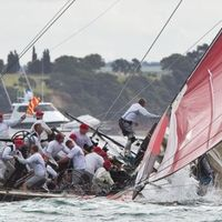 A tavasz hét pillanata - Louis Vuitton Trophy, Új-Zéland