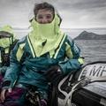 A Volvo Ocean Race az újonc szemével - Martine Grael