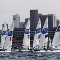Rio2016, D1 - kezdés friss szélben