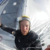 Vendée Globe 2016-17, D44 - menekülés a viharok elől