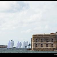 9 futam, 12 hajó - RC44 világbajnokság, Marstrand