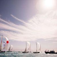 Szerda futam nélkül - Key West Race Week