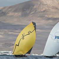 RC44 Puerto Calero Cup - Első nap