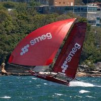 Ötvennel a Sydney-öbölben