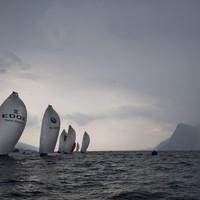 RC 44 Kupa, Malcesine - A Team Aqua nyerte a mezőnyversenyt