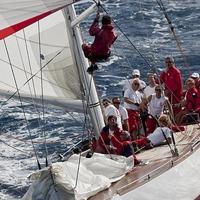 Szoros verseny az óráért - Les Voiles de Saint-Tropez
