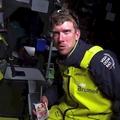 A Volvo Ocean Race az újonc szemével - Peter Burling