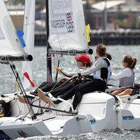 Perth 2011 - D2: Női párosverseny és halasztás