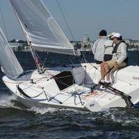 Képblokk - az Év hajója 2013 jelöltek á la Sailing World