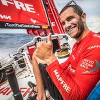 A Volvo Ocean Race az újonc szemével - Blair Tuke