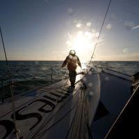 Vendée Globe - harmincnyolcadik nap