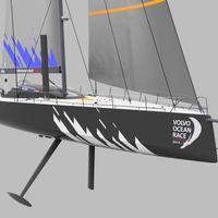 Vitorlaszett - Volvo Ocean 65
