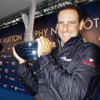 Sikeres visszatérés - Louis Vuitton Trophy, Nizza