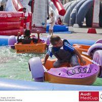 Végeredmény Szardíniáról - Audi MedCup