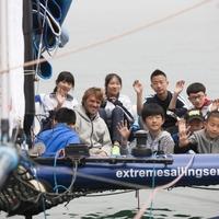 Olaj vízen - EXSS, Act 3, Kína