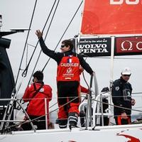 Egy Volvo Ocean Race győzelem három videóban