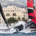 Francia fölény - Extreme Sailing Series, Nizza