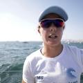 A Volvo Ocean Race az újonc szemével - Francesca Clapcich