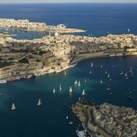 Képekben elmesélve - Middle Sea Race