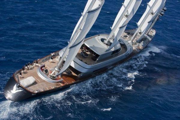 88 méter hajó