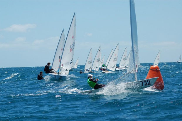 Ausztrál Laser Bajnokság, 2010 (Peter Muirhead)