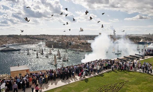 Rolex Middle Sea Race - rajt (2009) (fotó: Rolex / Kurt Arrigo)