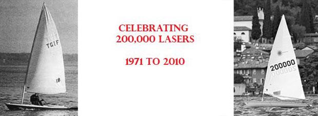 Laser anno és Laser 200000