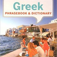 ??UPDATED?? Lonely Planet Greek Phrasebook & Dictionary (Lonely Planet Phrasebook And Dictionary). pantalla Federico ataque Atlanta removed exist