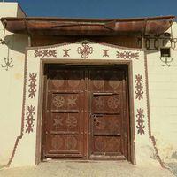 Omán harmadszor 18 - Maszírai kapualjak