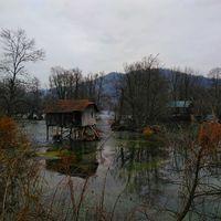 Bosznia, télen 2