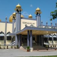 Maláj mecsetek