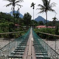 DKA 46 - A Gunung Kinabalu megkerülése