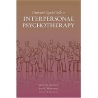 M. M. Weissman, J. C. Markowitz, G. L. Klerman: Clinician's guide to interpersonal psychotherapy