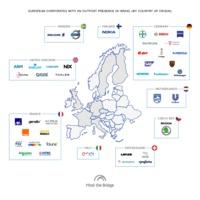 Több mint 40 európai nagyvállalatnak van innovációs központja Izraelben