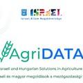 AgriData - Innovatív izraeli és magyar megoldások a mezőgazdasági termelésben