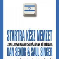 Könyvajánló: Hat olvasmány az izraeli innovációról