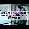 Izraeli tudásmegosztás egy egészségesebb világért
