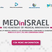 MEDinISRAEL konferencia Tel-Avivban
