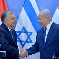 Izrael és Magyarország közös halmazai