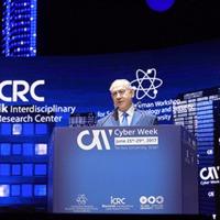 Kiberbiztonsági hét Izraelben