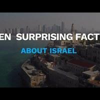 10 meglepő tény Izraelről