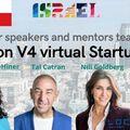 Sikeresen lezárult az izraeli startup oktatás-sorozat a V4 országokban