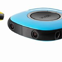 Vuze, az első 3D kamera a nagyközönség számára