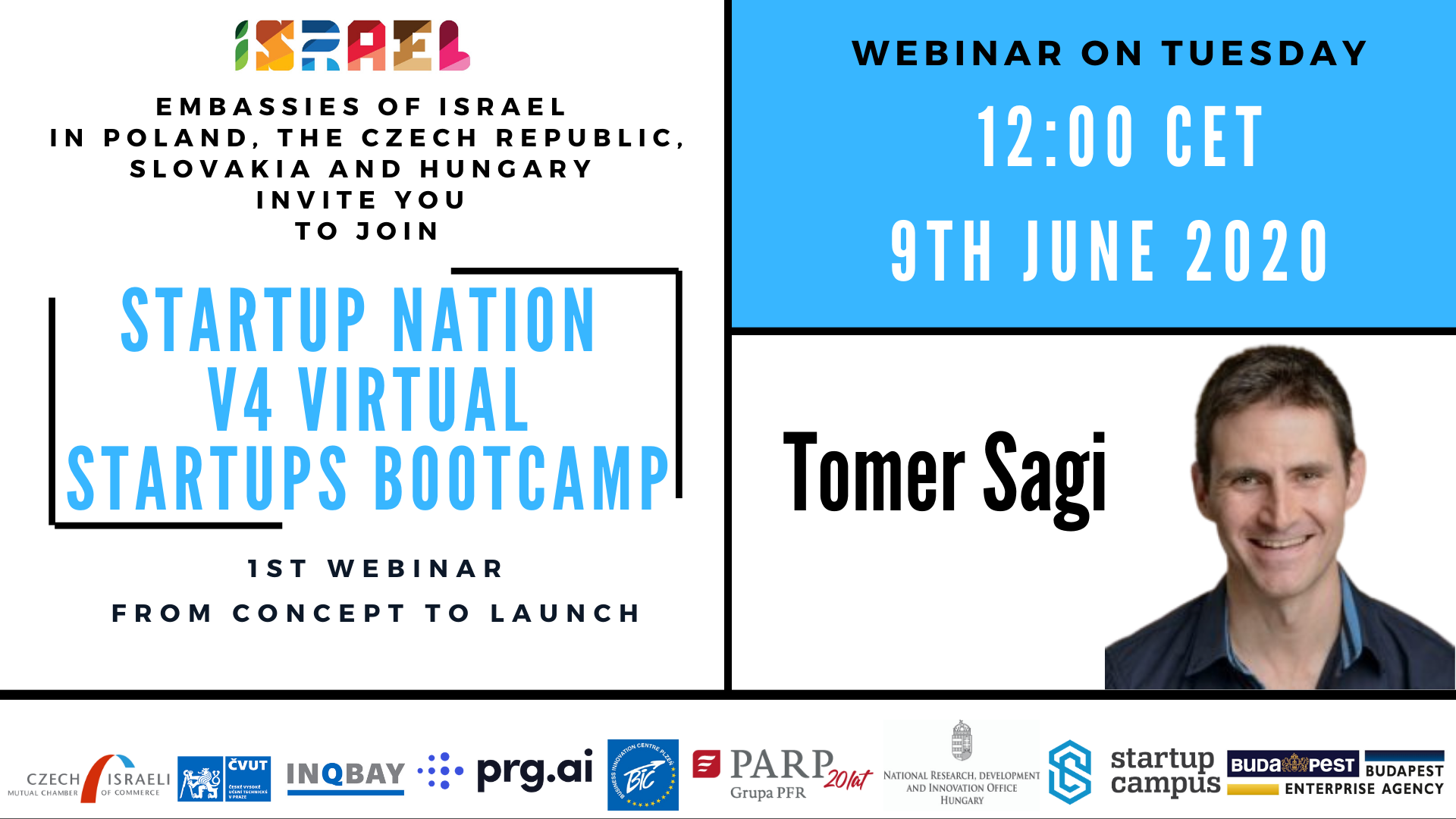 Startup Nation V4 Virtual Startups Bootcamp